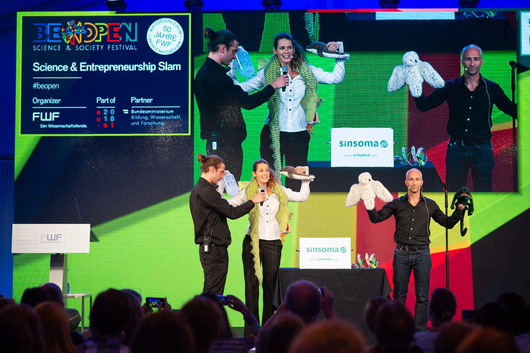 Science & Entrepreneurship Slam